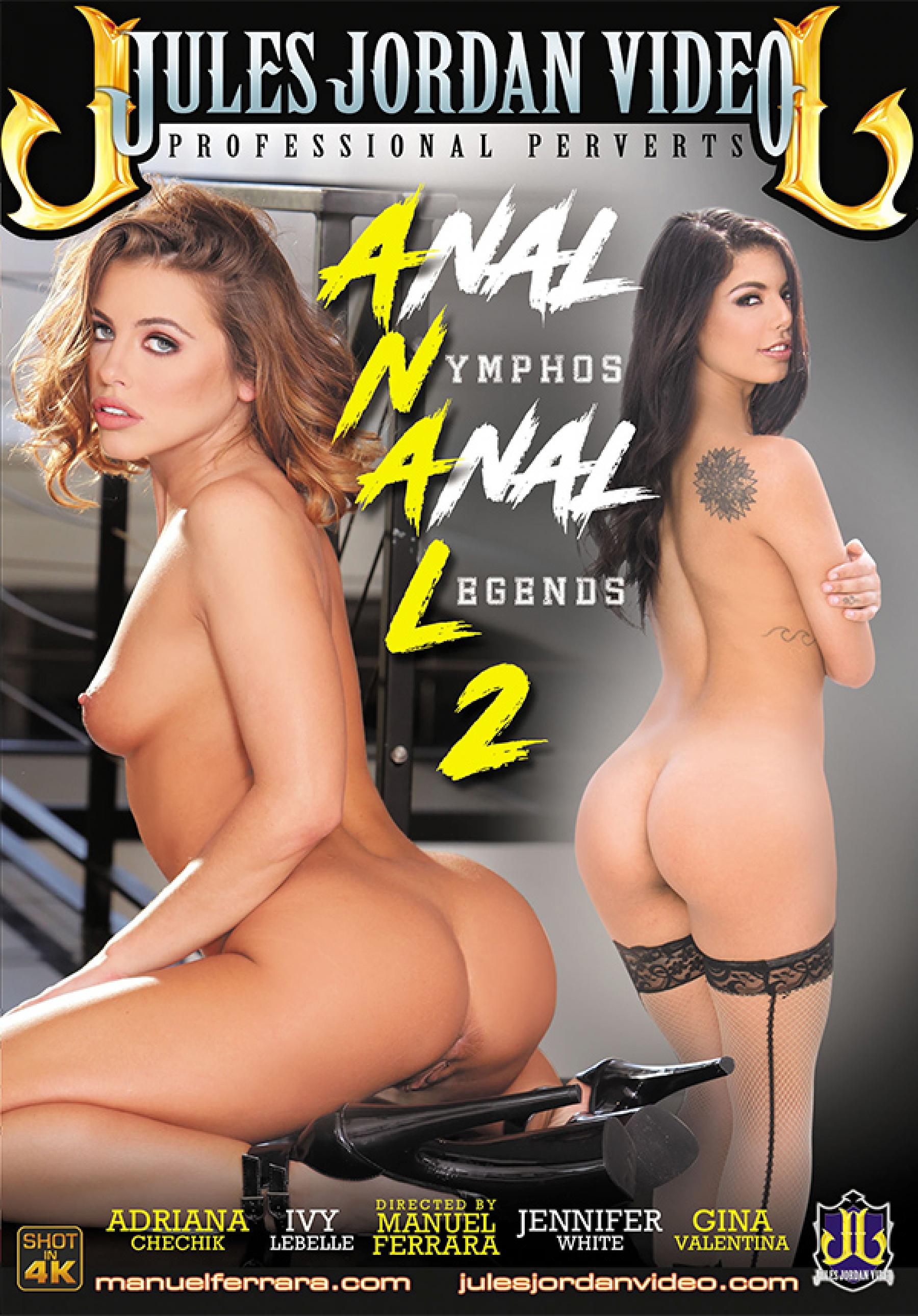 anal nymphos anal legends #2