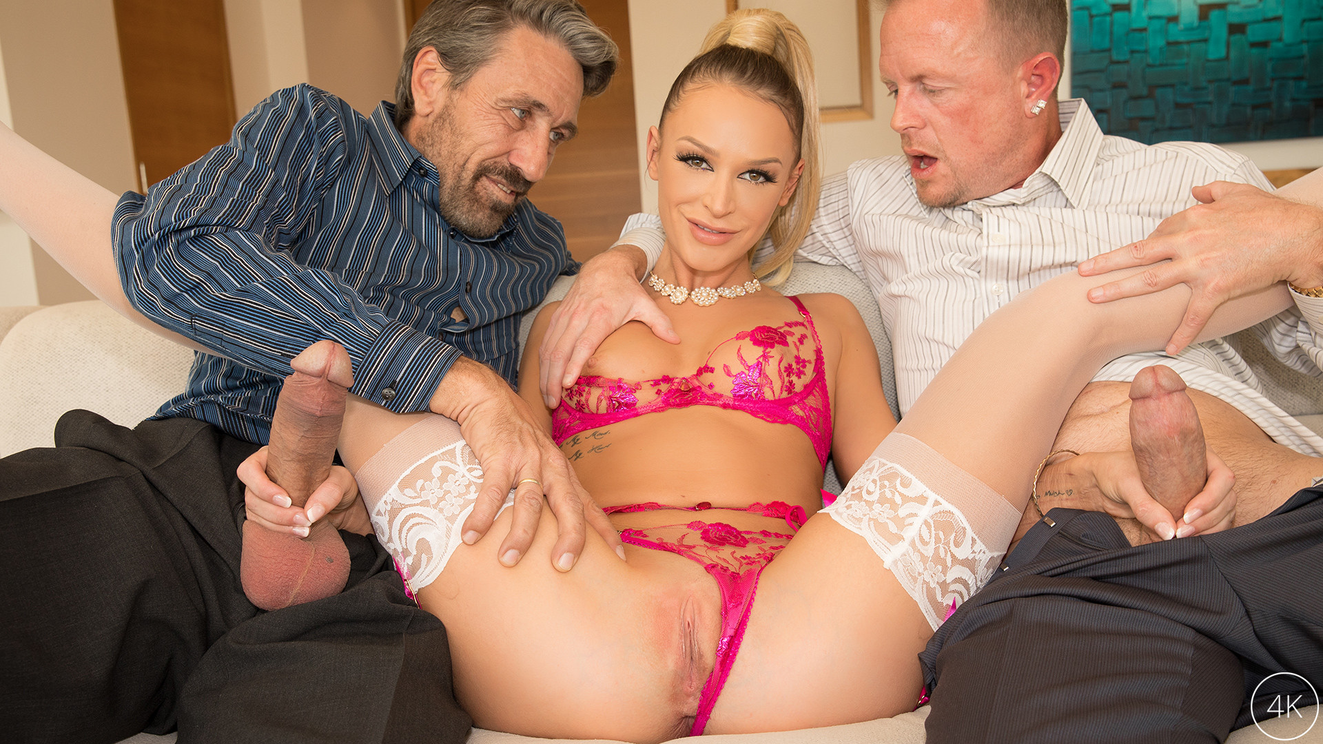 Download JulesJordan.com - Emma Hix Double Penetration