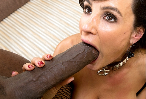 Apologise, Naked lisa ann anal black cock with you