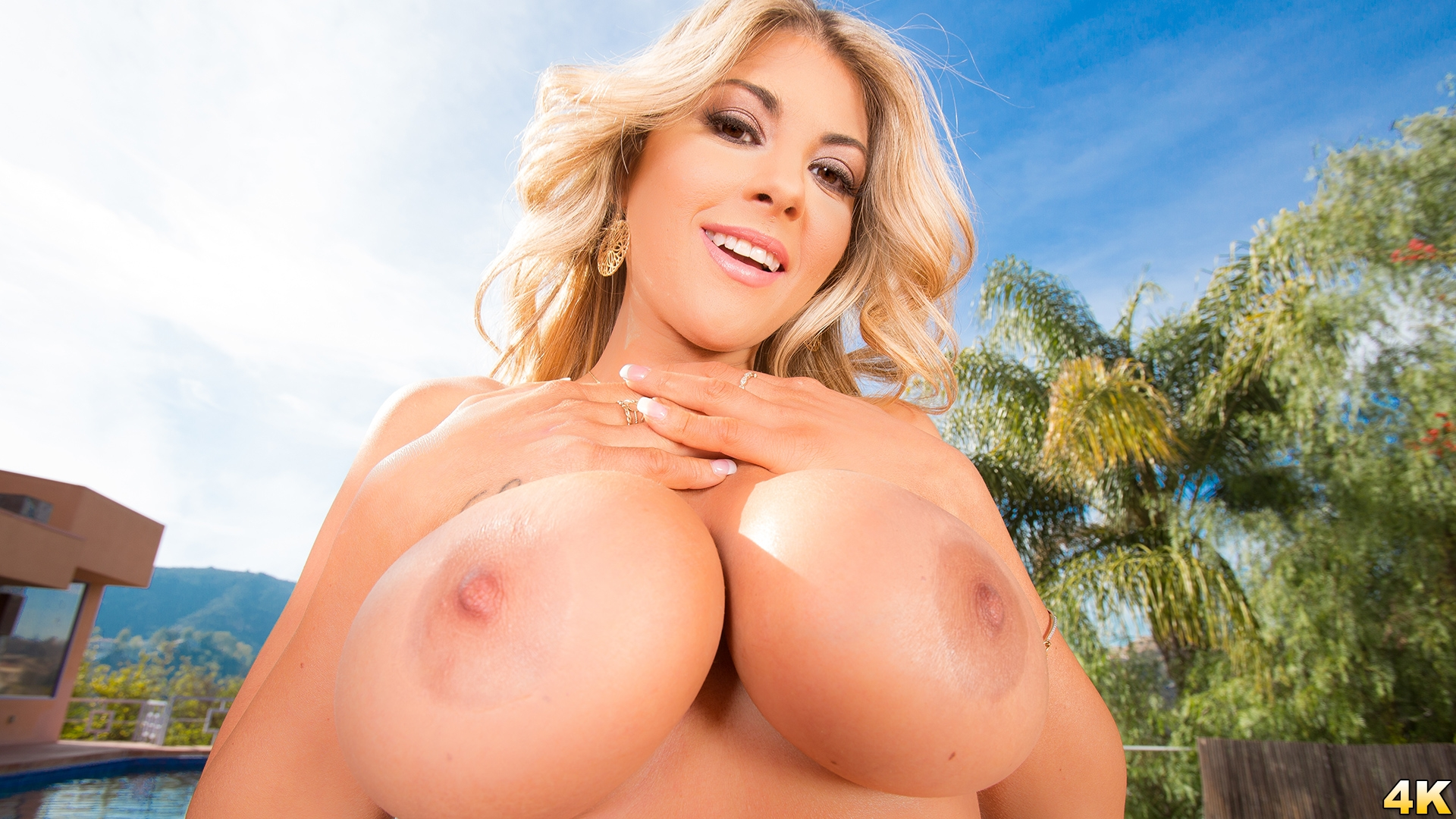 JulesJordan.com - Kayla Kayden's Big Tits Were Made For Fucking