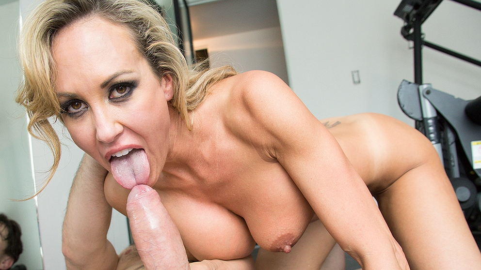 JulesJordan.com - Brandi Love Blonde MILF Gets Fucktastic Work Out