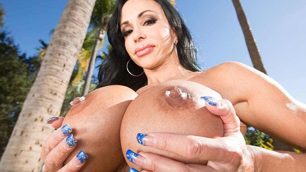 JulesJordan.com - Jewels Jade Interracial DP, She Loves Her Cocks Well Done