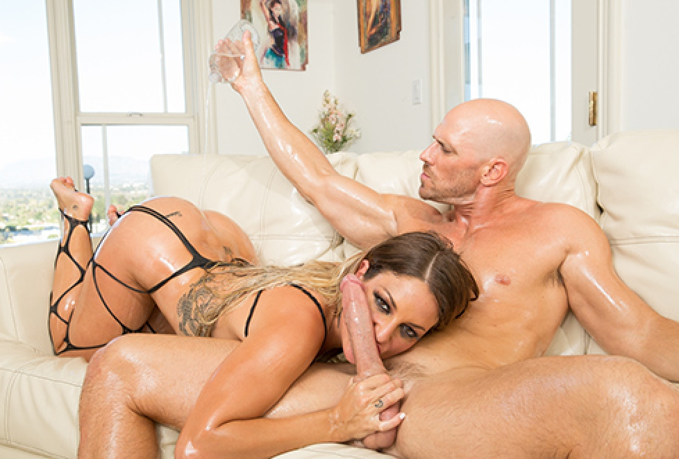 Holly Halston Johnny Sins