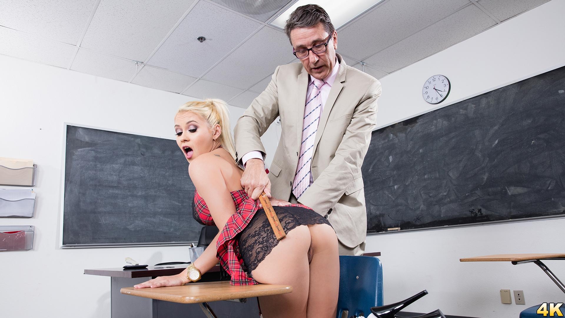 "Download JulesJordan.com - Marsha May Naughty Teen School Girl Gets An ""A"" For Anal"
