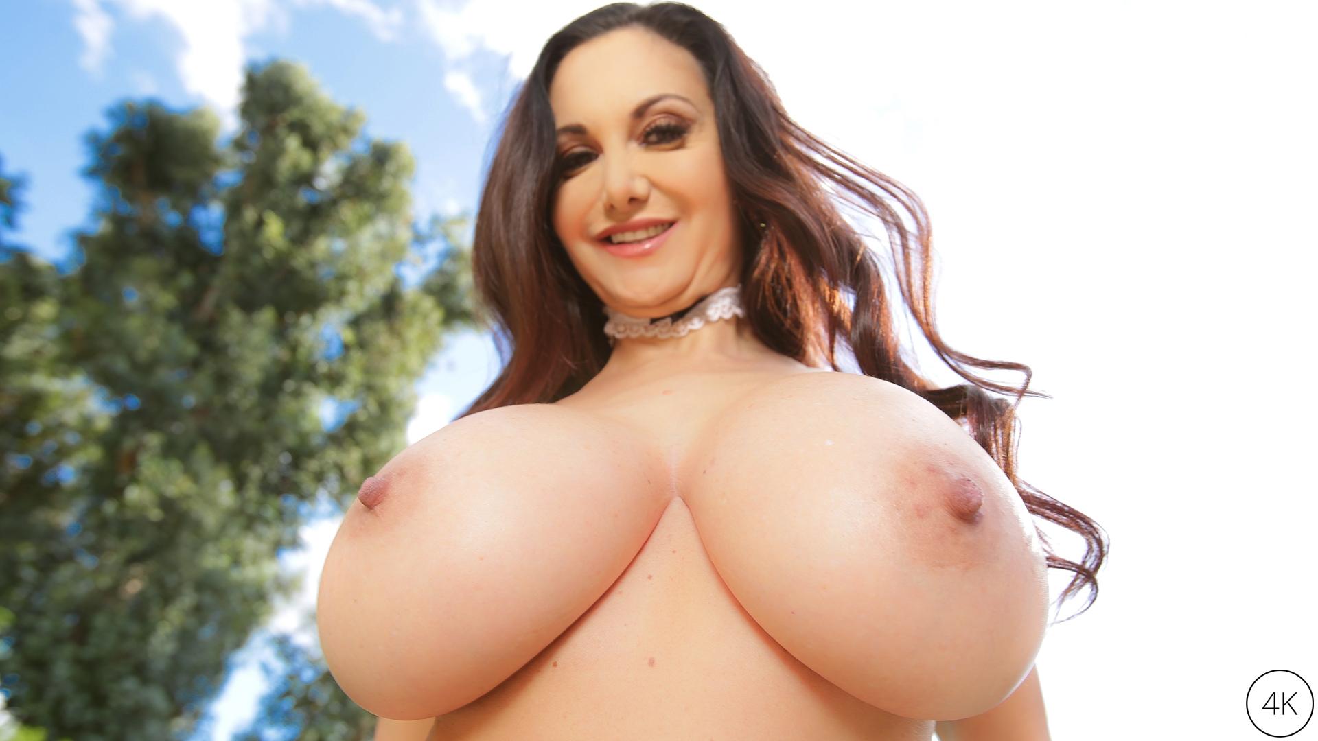 JulesJordan.com - Ava Addams, Ho Ho Ho Santa Brought Me Big Titties For Christmas