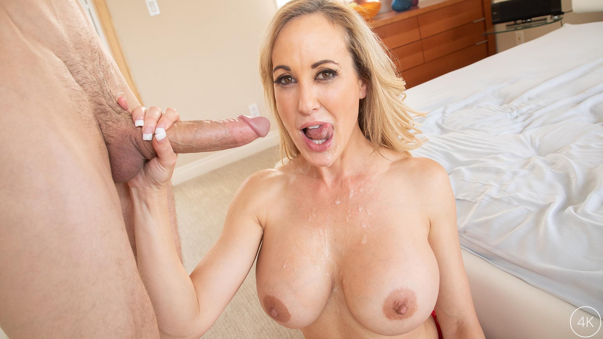 Download JulesJordan.com - Mommy Wants Meat: Brandi Love Gets A Supersized Cock
