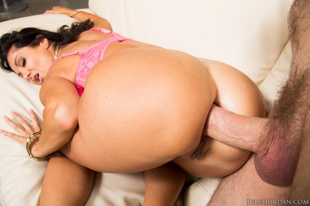 Fat Ass Latina Anal Creampie
