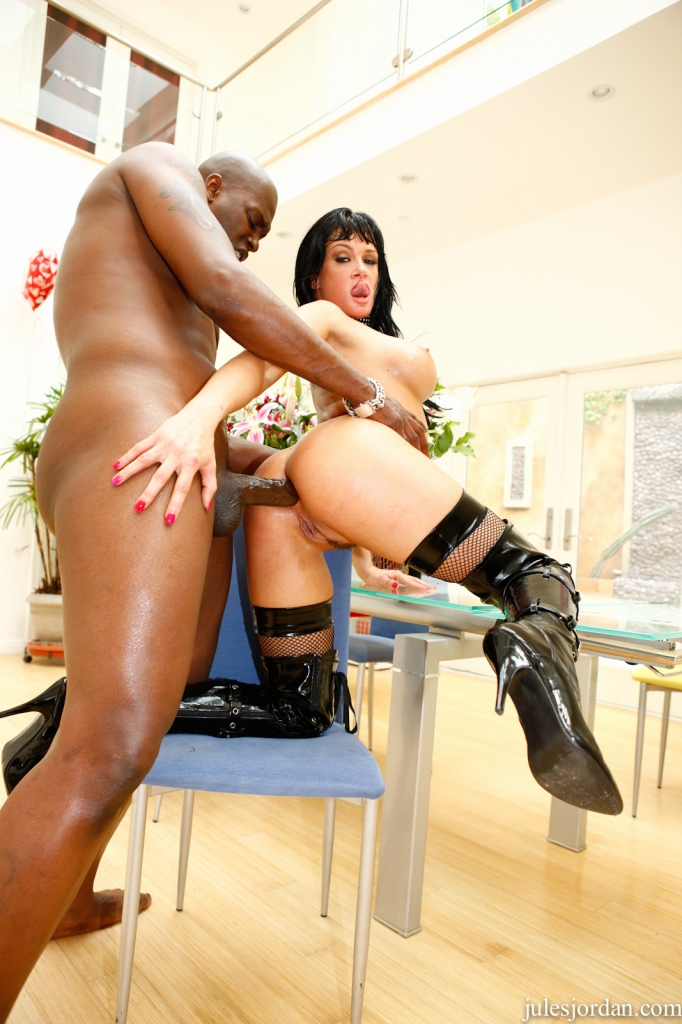 Masiela lusha in stockings nude