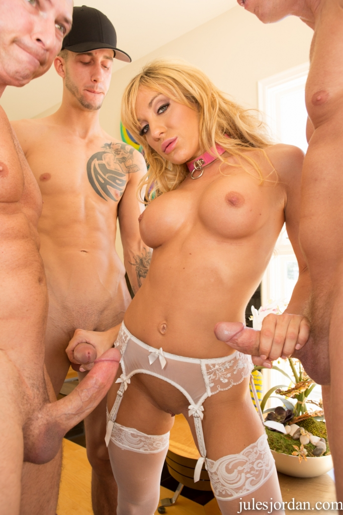 Amy Brooke Ass Stretched 2 Cocks In Her Ass Porn Videos Jules Jordan's  Official Pornstar Site